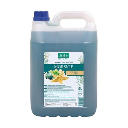 Tekuté mydlo morské riasy ABE-5l