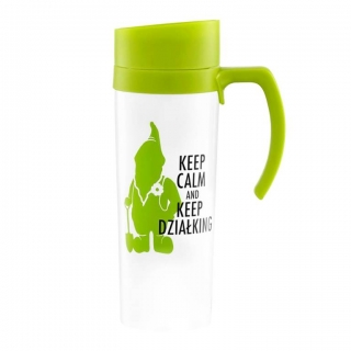 Termohrnček Adventure Keep Calm 420 ml AMBITION 420ml AMBITION